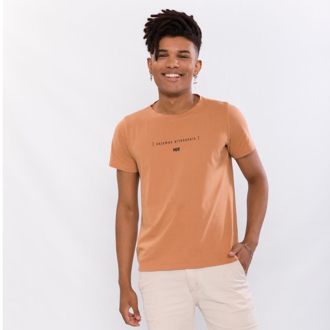 Camiseta Algodão Orgânico MBY