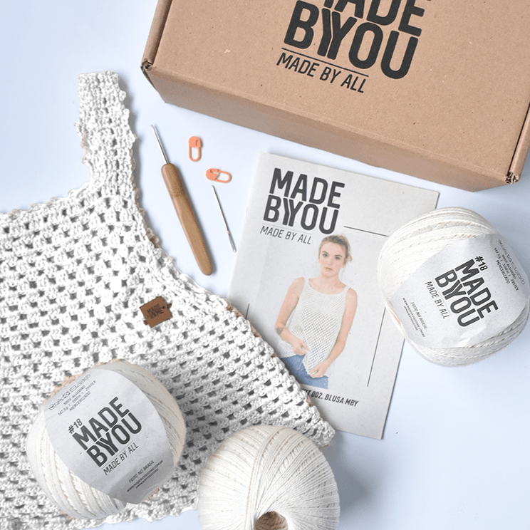 Kit Blusa Vegan Made by You