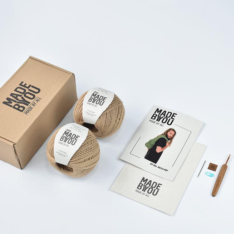 Kit Bolsa Sustentável Vegan Made by You
