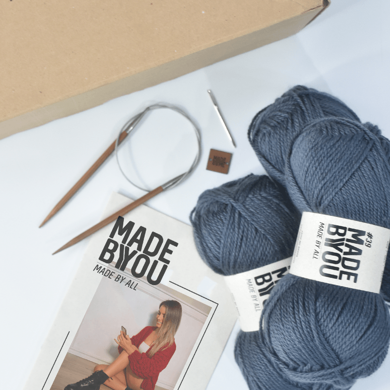 Kit Casaco Amora – Woolhool para Made By You