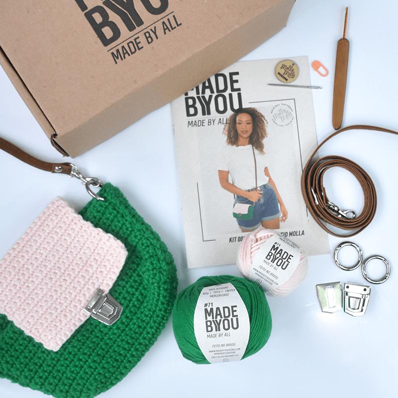 Kit Mini Bag Kuutio - Por Molla Mills