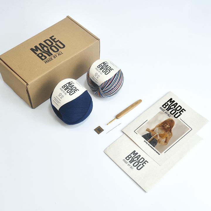 Kit Top Amarração Frontal - Ponto Luz para Made By You