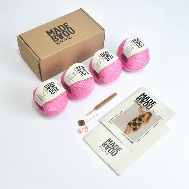Kit Vestido Square - Ponto Luz para Made By You