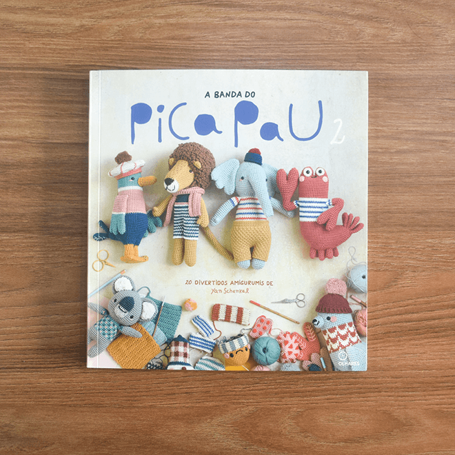 Livro A banda do Pica Pau 2 - Yan Schenkel