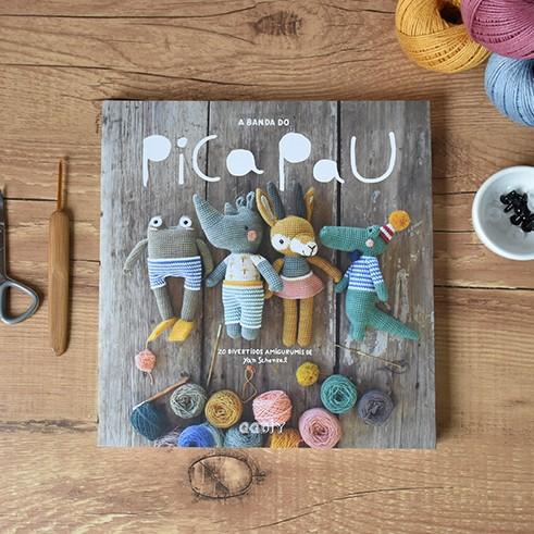 Livro A banda do Pica Pau - Yan Schenkel
