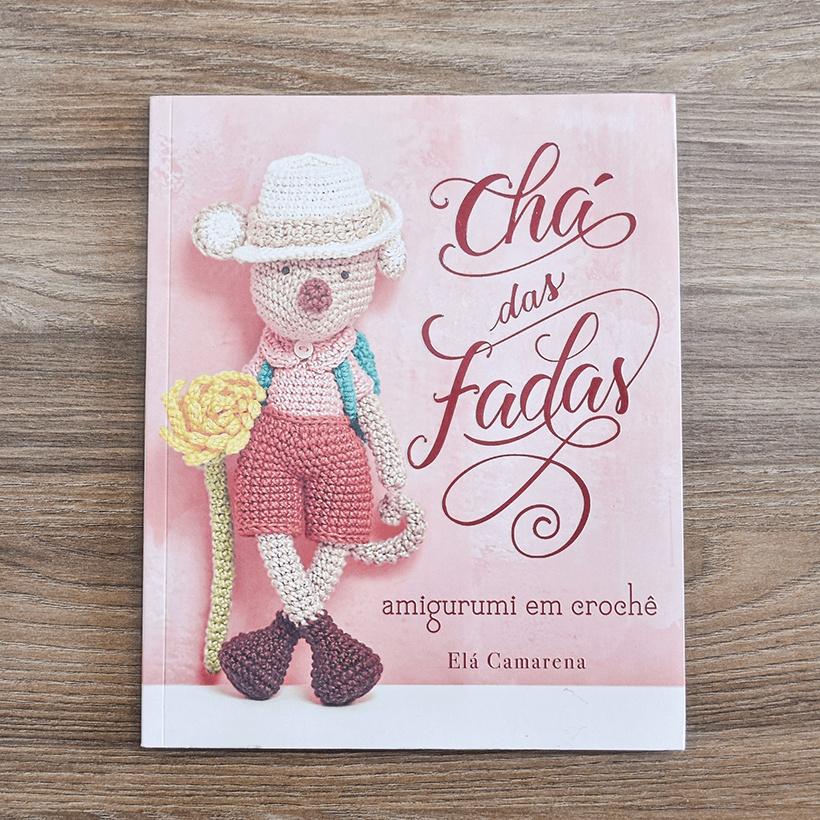 Livro Chá das Fadas - Elá Camarena