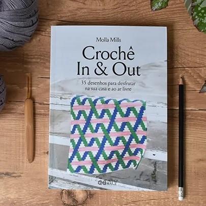 Livro Crochê In & Out - Molla Mills