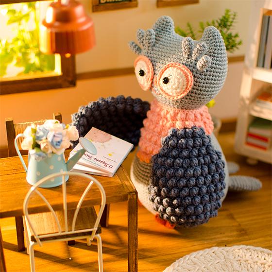 O Incrível Caderno de Receitas da Yarn & Co