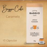 Baggio Aromas Caramelo - 10 Cápsulas