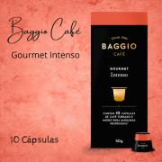 Baggio Café Intenso para Nespresso - 10 Cápsulas