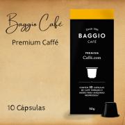 Baggio Premium Caffè.Com para Nespresso - 10 Cápsulas