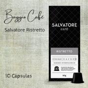 Baggio Salvatore Café Ristretto Nespresso - 10 Cápsulas