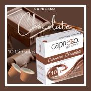 Cápsula Chocolate 10 unidades