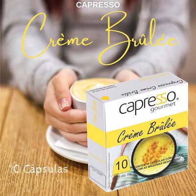 Cápsula Crème Brulée 10 Unidades