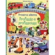 Primeiros adesivos : Profissão e profissionais