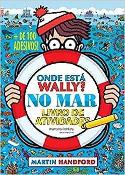 Onde está Wally? No mar