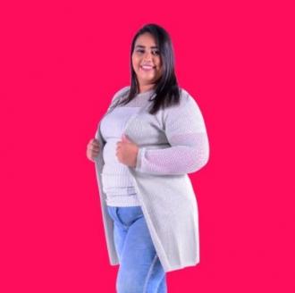 Calça Jeans Skinny Maria Valentina