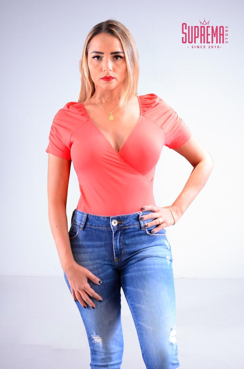 Body Transpassado Morena Rosa