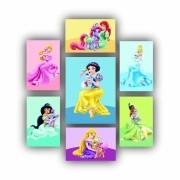 Kit Princesas Completo  - 7 telas
