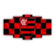 Mosaico Decorativo Flamengo - 5 Telas
