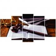 Mosaico Direito Tradicional - 5 Telas