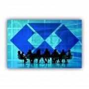 Quadro Administração Reunião - Tela Única