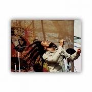 Quadro Bob Marley Reggae Power - Tela Única