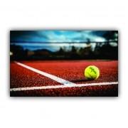 Quadro Decorativo Esportivo Tênis - Tela Única