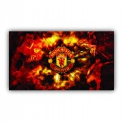 Quadro Futebol Manchester United - Tela Única
