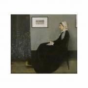 Quadro  Mãe de Whistler  2- Tela Única