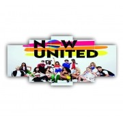 Quadro Mosaico - Now United