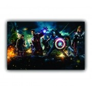 Quadro Vingadores Avengers 1 - Tela Única