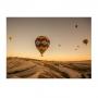 Quadro Balões no Céu Deserto - Tela Única