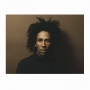 Quadro Bob Marley Reggae - Tela Única