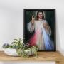 Quadro Jesus O Rei dos Reis - Tela Única