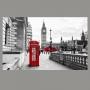 Quadro Londres Moderno - Tela Única