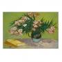 Quadro Oleanders Vincent Van Gogh- Tela Única