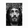 Quadro Rei Jesus - Tela Única