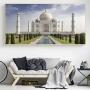 Quadro Taj Mahal - Tela Única