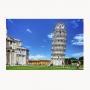 Quadro Torre de Pisa Itália - Tela Única