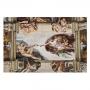 Vatican Italy Pintado Por Michelangelo - Tela Única