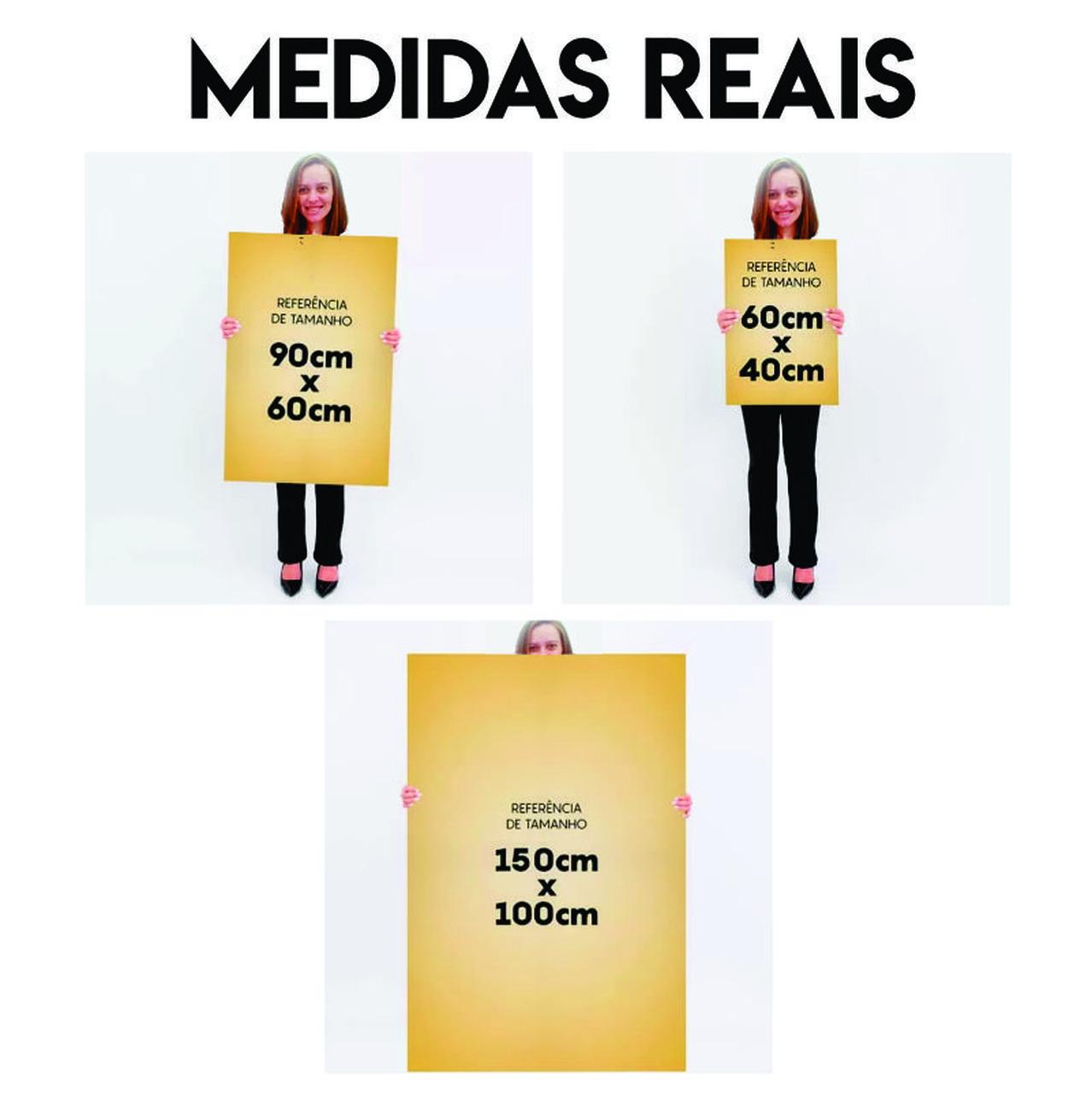 CARTAS Dama Preto e Dourado - Tela Única