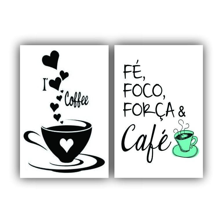 Kit Cantinho do Café - 2 telas