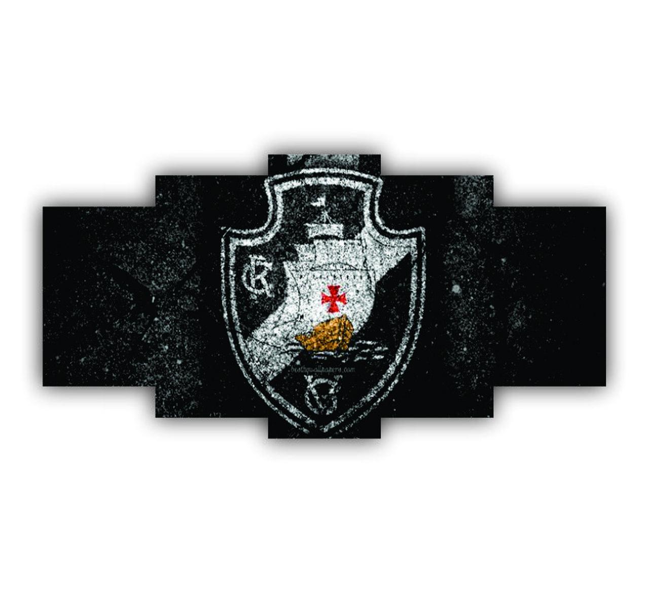Mosaico Decorativo Vasco o Gigante da Colina - 5 Telas