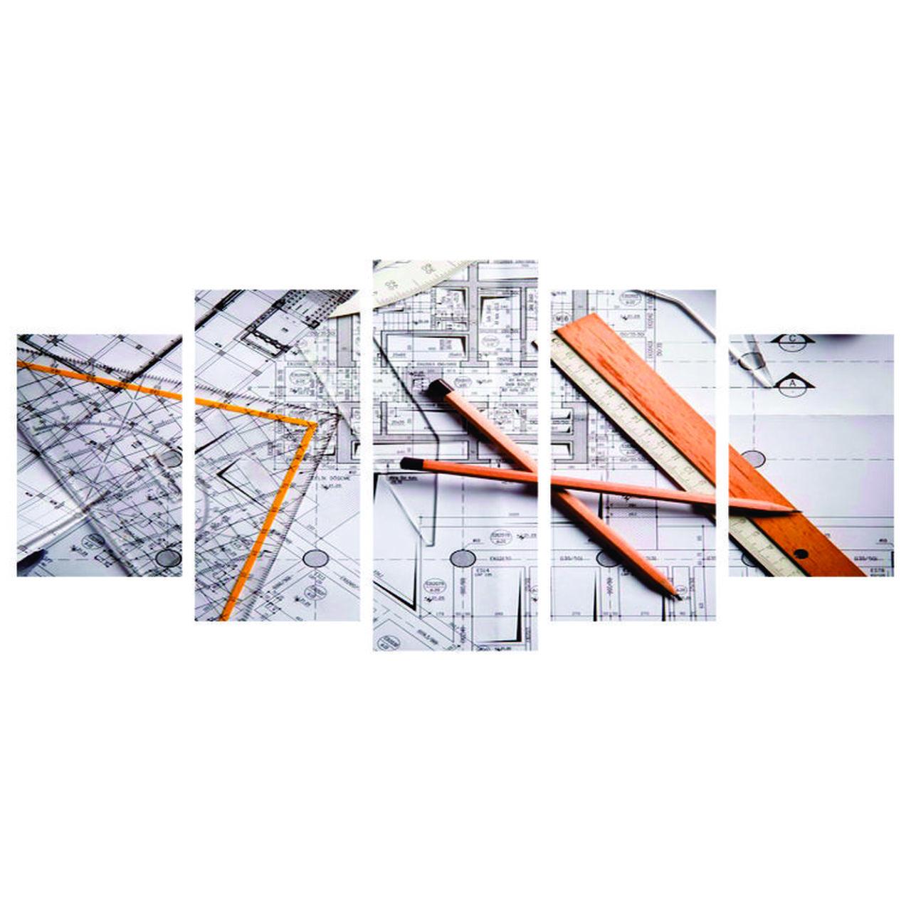 Mosaico Engenharia - 5 Telas