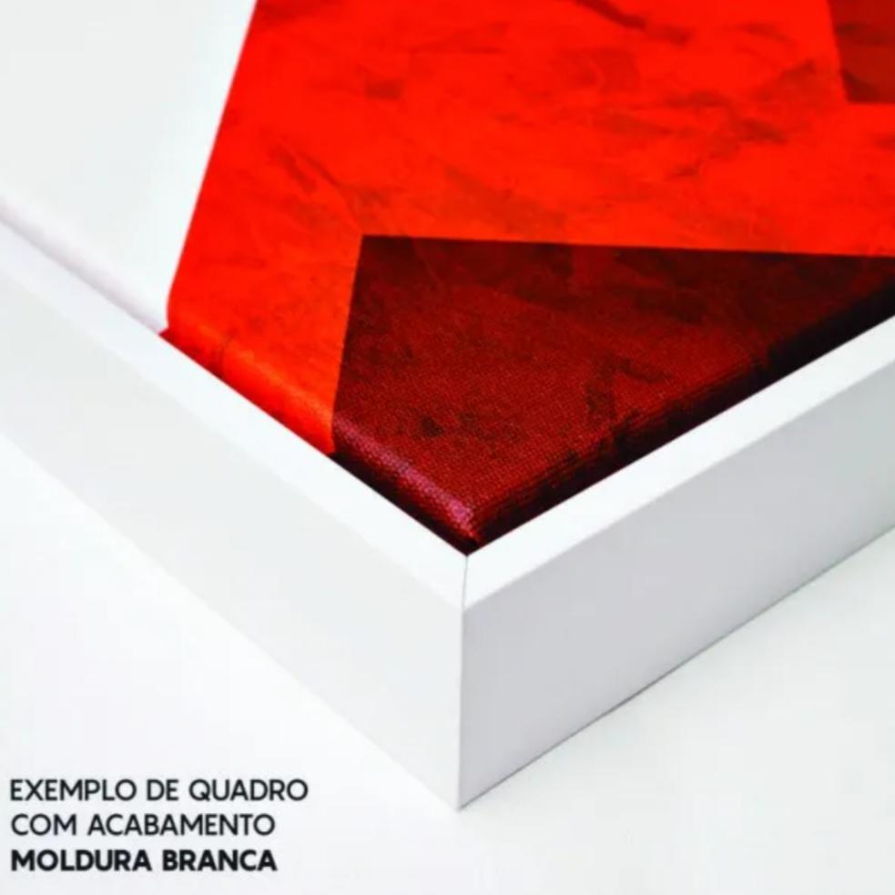 Quadro Abstrato Boho Marrom Beje - Kit 2 telas