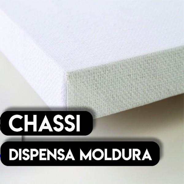 Quadro Decorativo Preto e Branco- Tela Única