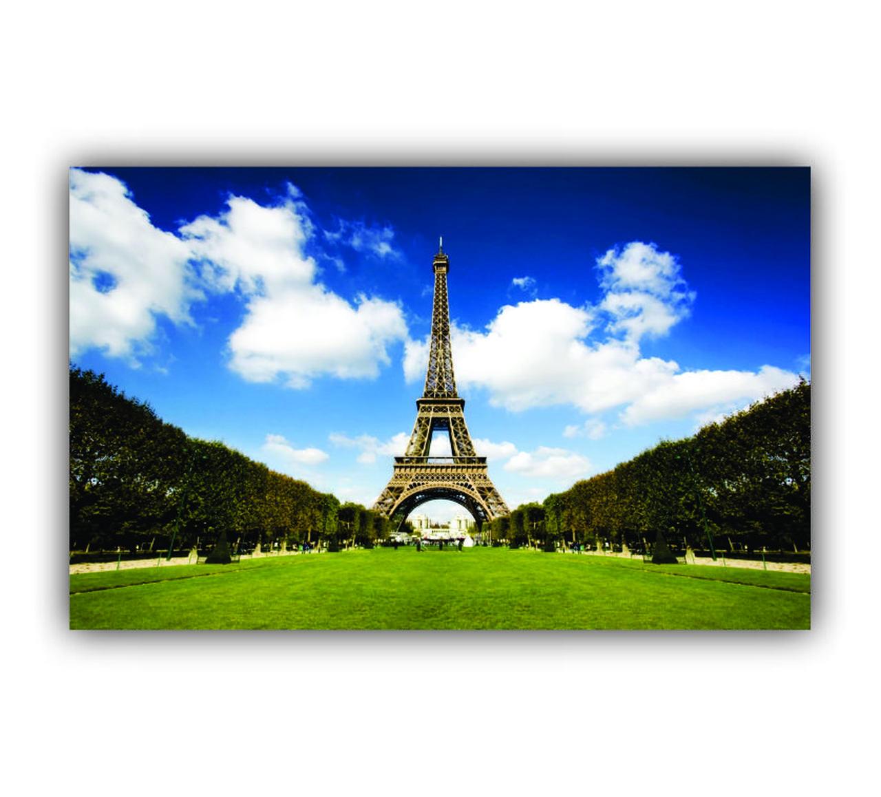 Quadro Torre Eiffel - Tela Única