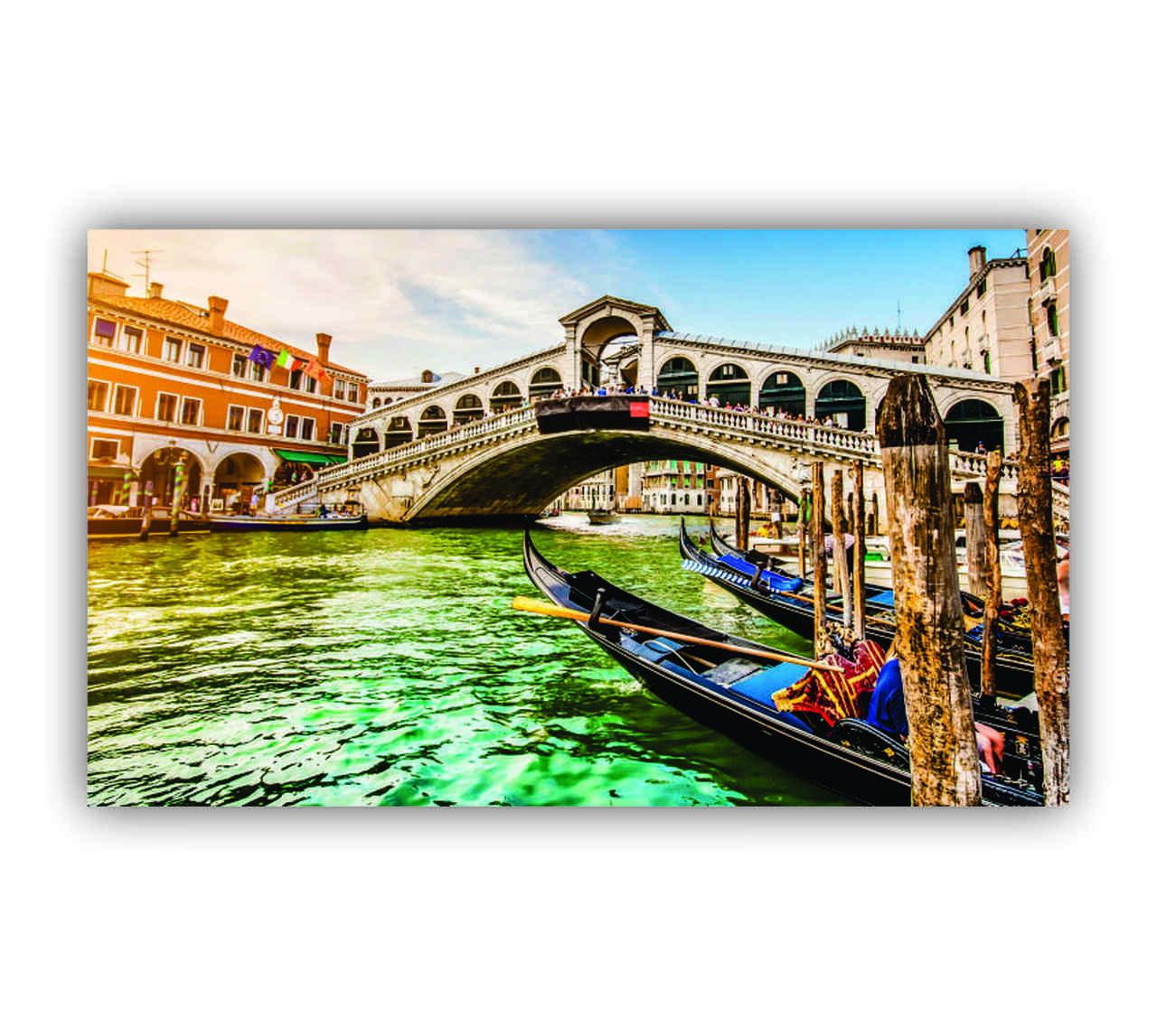 Quadro Veneza - Tela Única