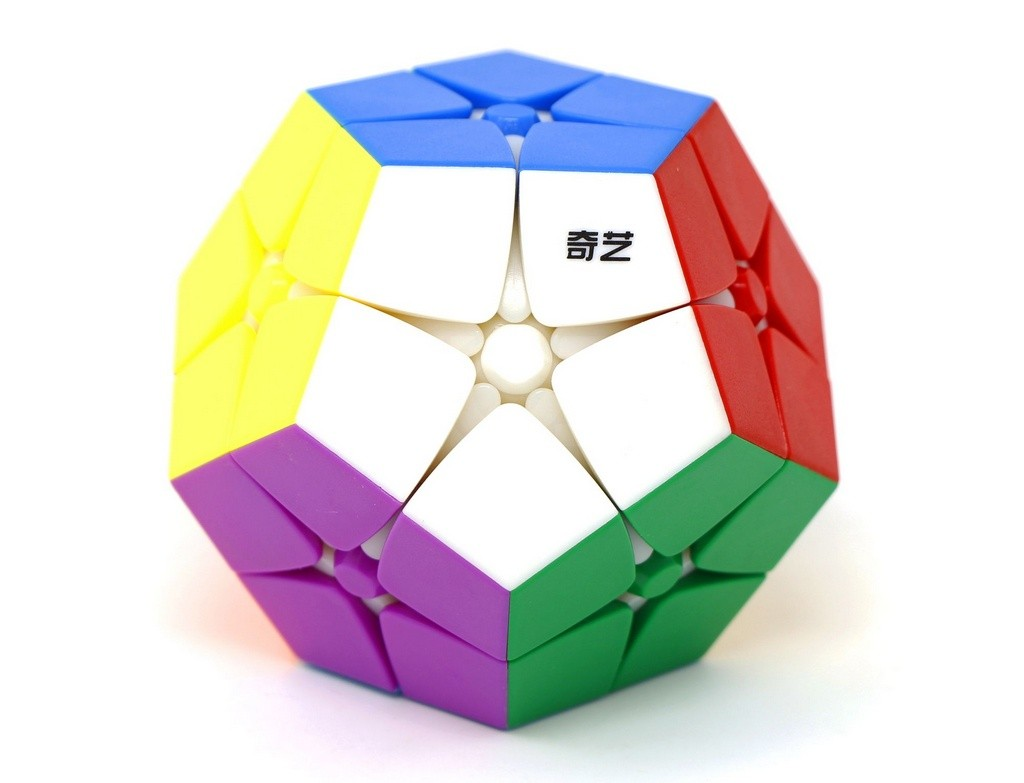 2X2 MEGAMINX QIYI COLOR